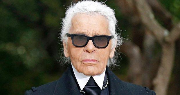 Zemřel návrhář Karl Lagerfeld (†85)! Ikonu světové módy zabila těžká nemoc