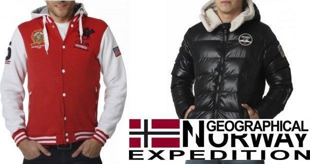 Geographical Norway - luxus za zlomek ceny