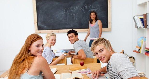 Je nejvyšší čas zamyslet se nad dalším studiem po základní škole!