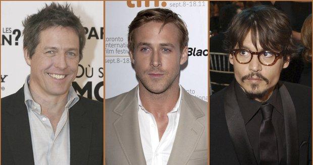 Se kterým z těchto sexy herců byste nejraději ulehla ke spánku?