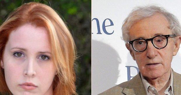Woody Allen čelí dalšímu sexuálnímu skandálu.