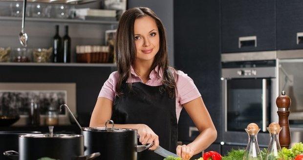 Věděla jste třeba, že pro výslednou chuť a vzhled pokrmů je důležitý tvar nakrájených surovin?