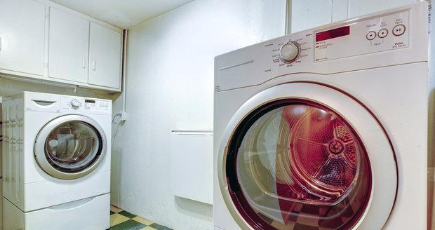 Sušička může některé prádlo zničit