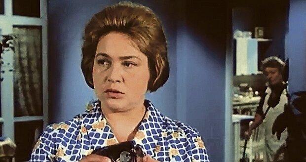 Dívka na koštěti (1971) - Takhle jste ji mohli vidět včera večer na Primě.