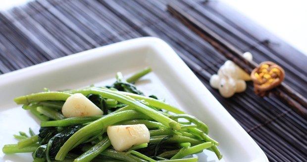 Zelené fazolky nejen skvěle chutnají, ale dá se s nimi s úspěchem hubnout.