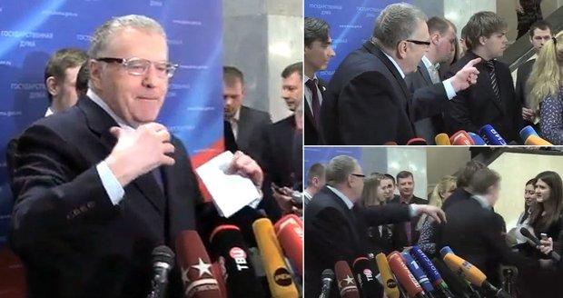 Skandál: Ruský politik vyhrožoval těhotné novinářce znásilněním, ta skončila v nemocnici!