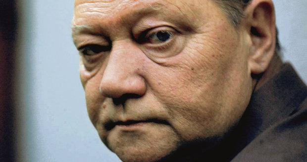 Rudolf Hrušínský starší