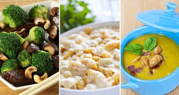 Rychlé a přitom chutné jídlo není žádný problém. Jen musíte znát ten správný recept.