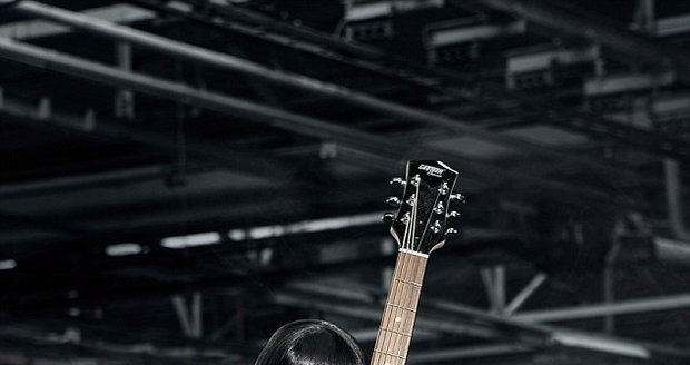 Je to Sinead O'Connor! Zpěvačka se takto prezentuje na obalu svého 10. alba.