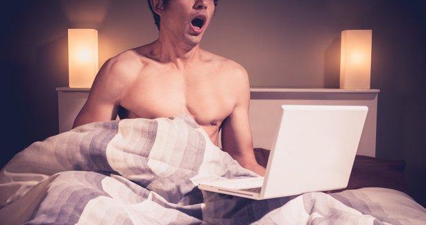 Závislost na pornu může úplně zničit vztah mezi dvěma lidmi
