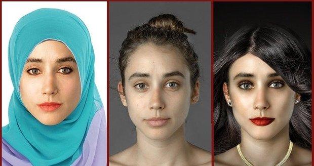 Ideál krásy se liší i v rámci nejrůznějších národů