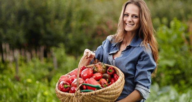 Aby byla úroda paprik bohatá, nesmíte rostliny okopávat.
