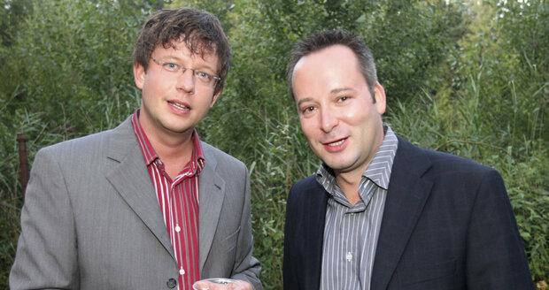 Před několika lety si Cibulka s Jagelkou řekli tajně ANO.