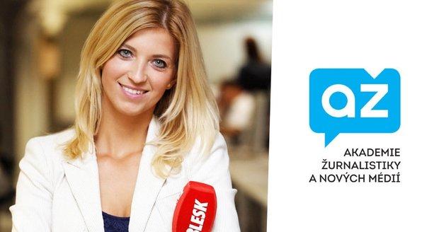 Pojďte studovat Akademii žurnalistiky a nových médií a staňte se novinářem!