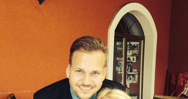 Martin Chodúr chodí s Ivonou Selníkovou pět let.