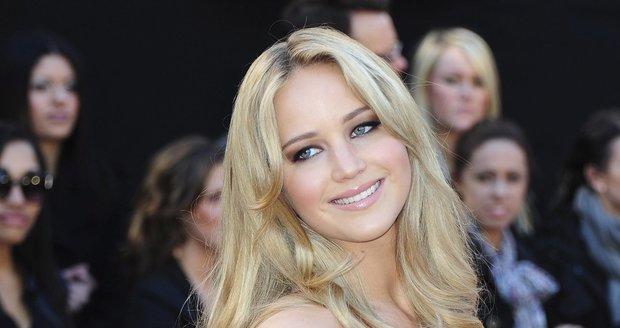 Jennifer Lawrence je na zveřejněných fotkách celá nahá.