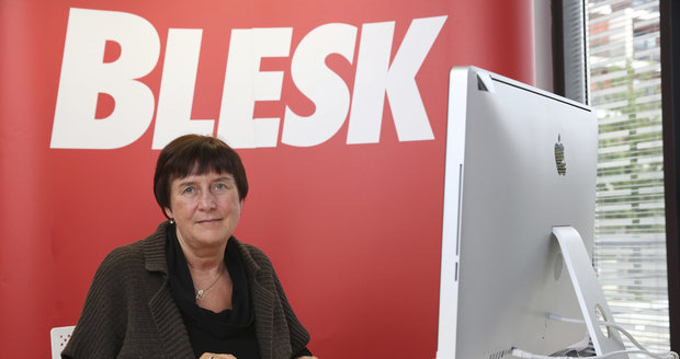 MUDr. Eva Králíková z Centra léčby závislosti na tabáku III. interní kliniky 1. LF UK a VFN
