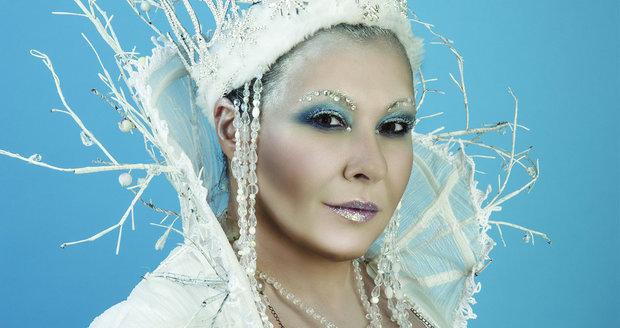 Patrasové byla role Sněhové královny šitá na míru.
