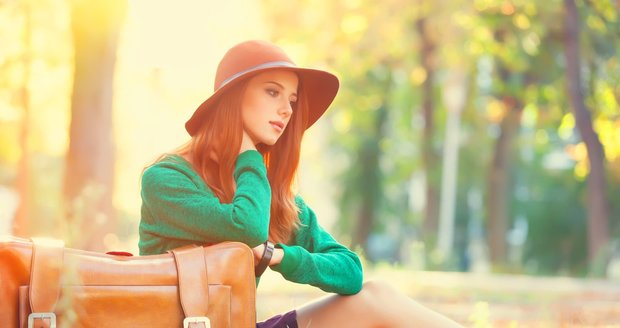 Trendy klobouk k podzimu prostě patří!