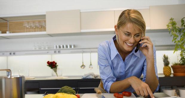 Mnoho žen řeší, jak vařit, aby člověk nepřibral a rodina si pochutnala