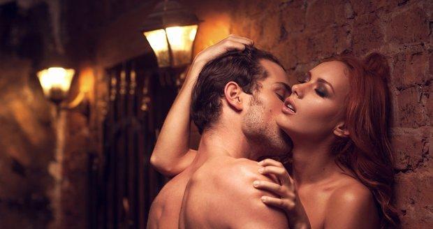 Rychlovka je někdy mnohem lepší, než milování celou noc