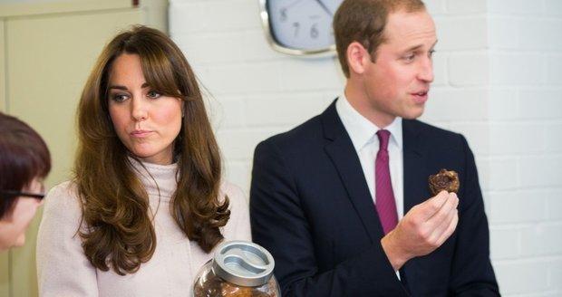 """William a Kate nedají dopustit na tradiční britské recepty v """"odlehčené"""" verzi"""