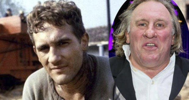 Prodával jsem se chlapům a okrádal mrtvoly, přiznal Depardieu