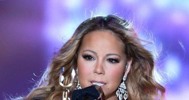 Mariah Carey zrušila nedělní koncert v Bruselu.