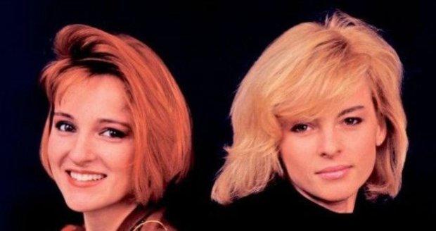 V roce 1988, kdy společně sestry Bartošovy vystupovaly.