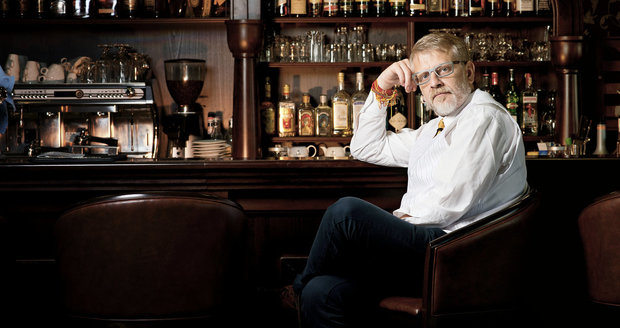 Publicista a cestovatel Josef Formánek se potýkal s alkoholismem.