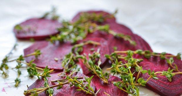 Červená řepa je neprávem opomíjená královna podzimní kuchyně!