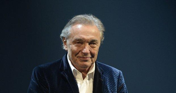 Karel Gott (75), zpěvák