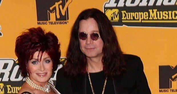 Ozzy Osbourne a Sharon Osbourne jsou spolu šťastni už 32 let.