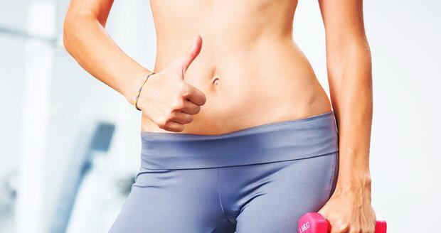 Ploché břicho po operaci už asi mít nebudete, ale zbytečné kožní záhyby také ne