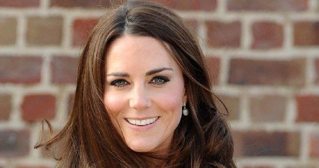 Vlasy jako Kate by chtěla mít většina žen po celém světě