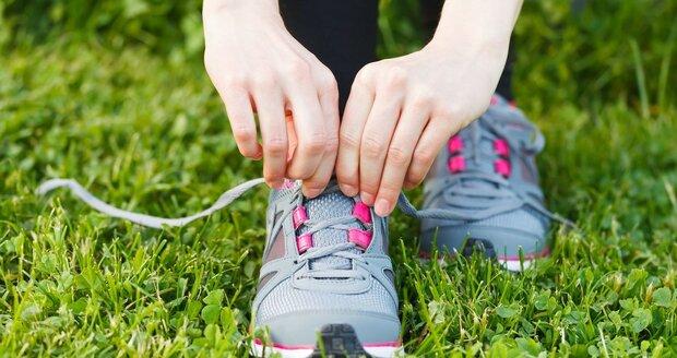Stovky běžců obují v sobotu tenisky, aby podpořili hospic sv. Alžběty v Brně. Ilustrační foto.