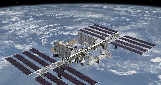 Takto vypadá ISS