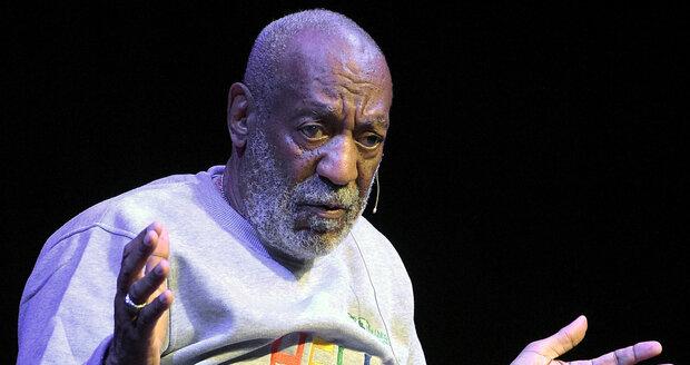 Bill Cosby není ze zneužití obžalovaný poprvé