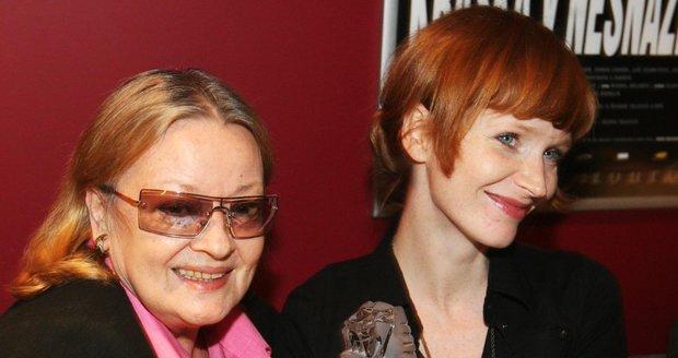 Brejchová a Geislerová si zahrály ve snímku Kráska v nesnázích.