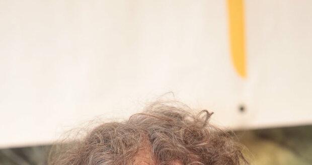 Zdeněk Troška má trable s natáčením.