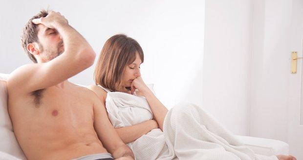 Občas nám sex vnese do života spoustu problémů