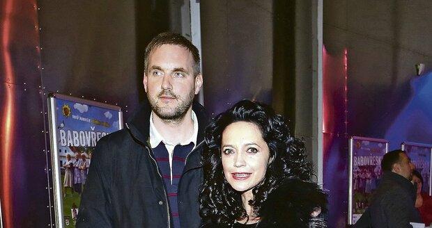 Lucie Bílá a Petr Makovička