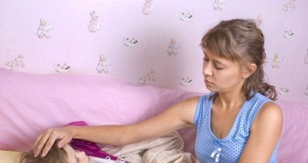 V Praze řádí chřipka: Počet nemocných stále roste, hlavně mezi dětmi