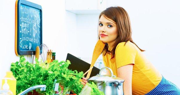 Stačí dodržet pár pravidel a v kuchyni najednou vše funguje lépe