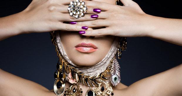 Buďte trendy a pořiďte si šperky roku 2015.