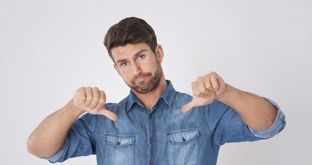 Mužům se nelíbí některé módní výstřelky. Jsou vlastně dost konzervativní.