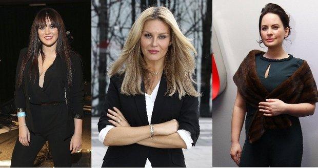 Zpěvačka Ewa Farna, modelka Simona Krainová a herečka Jitka Čvančarová prozradily svůj recept na hubnutí.
