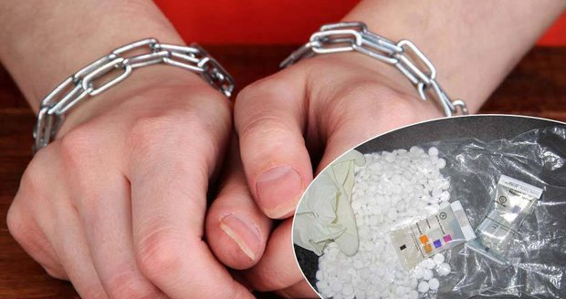 Policisté zabavili narkomanovi (21) na Hodonínsku letos už třetí auto. Ilustrační foto.