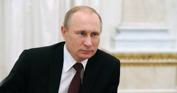Putin hrozí Západu: Neustoupím, naopak posílím Rusko