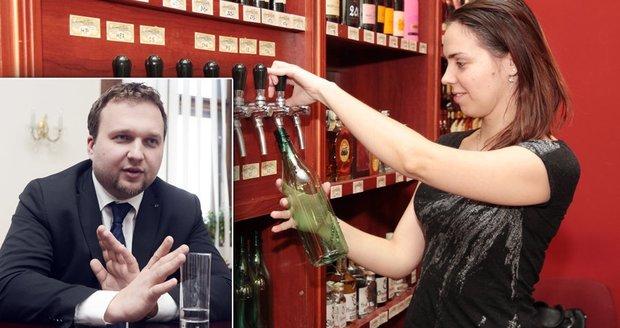 Sudové víno zdraží až o 15 korun na litr. Může za to novela zákona